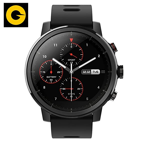 Amazon.com: Psalmtrading Mi 2 Xiaomi AMAZFIT Sports ...