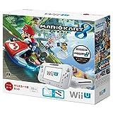 NINTENDO(ニンテンドー) Wii U すぐに遊べる マリオカート8 セット シロ(WUP-S-WAGH