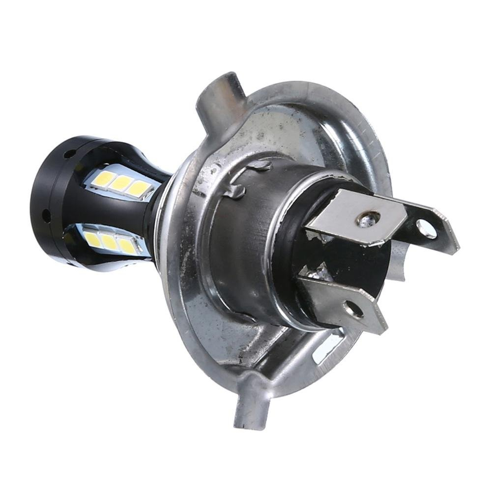 Amazon.com: Niome Car Motorcycle Headlight Replacement Lamp Bulb 6500K 12-24V 18SMD 3030 H7: Automotive