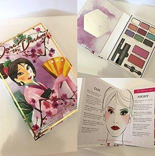 Disney Dare to Dream Beauty Book Mulan Make Up Set -