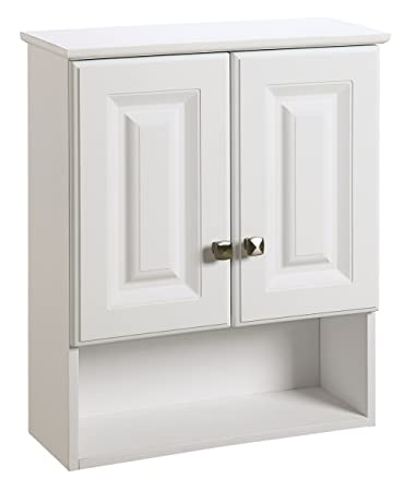 Amazoncom Design House 531715 Wyndham White Semi Gloss Bathroom