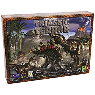 Eagle Games Triassic Terror Game