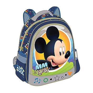 Diakakis 000561794 Mickey Mc13 - Imán para mochila (27 x 31 x 10 cm), multicolor: Amazon.es: Juguetes y juegos
