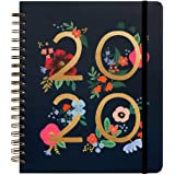 2020 Wild Rose Spiral Bound Planner by Rifle Paper Co.