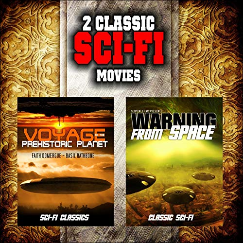Classic Sci-Fi Double Bill: Voyage to the Prehistoric Planet and Warning From Space