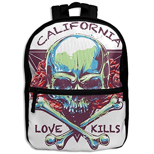 Audigier Bag (JOYLIAN Cool Casual Daypack Cute Shoulder Bag For Children Boy Class Gift)