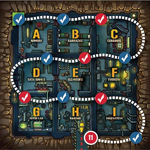 Pocket Ops Board Games