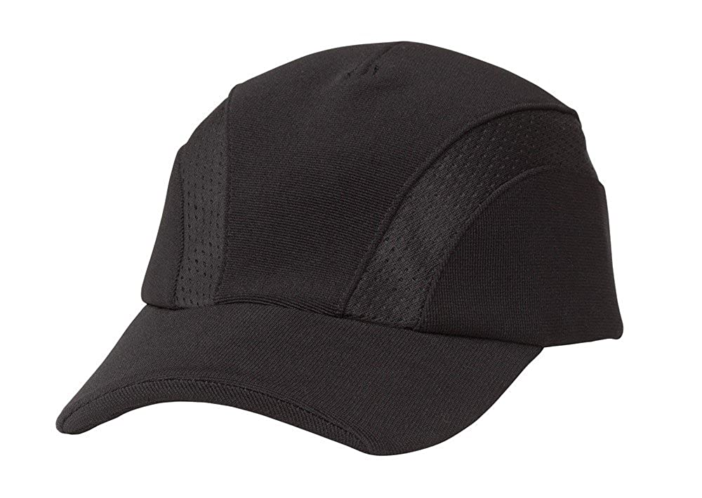 8228b1d0cd7a Amazon.com: Chef Works Unisex Cool Vent Sides Baseball Cap, Black, One  Size: Clothing