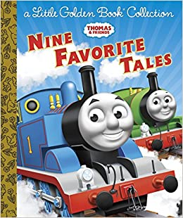 Descargar Libro En Thomas & Friends: Nine Favorite Tales Como PDF
