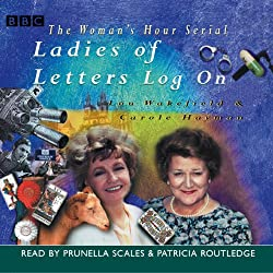 Ladies of Letters Log On