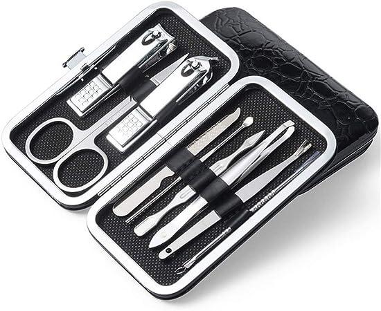 Set De Manicura De Viaje Para Hombres,Care Cutter Pedicure Travel Tool Kit Set Men Kit