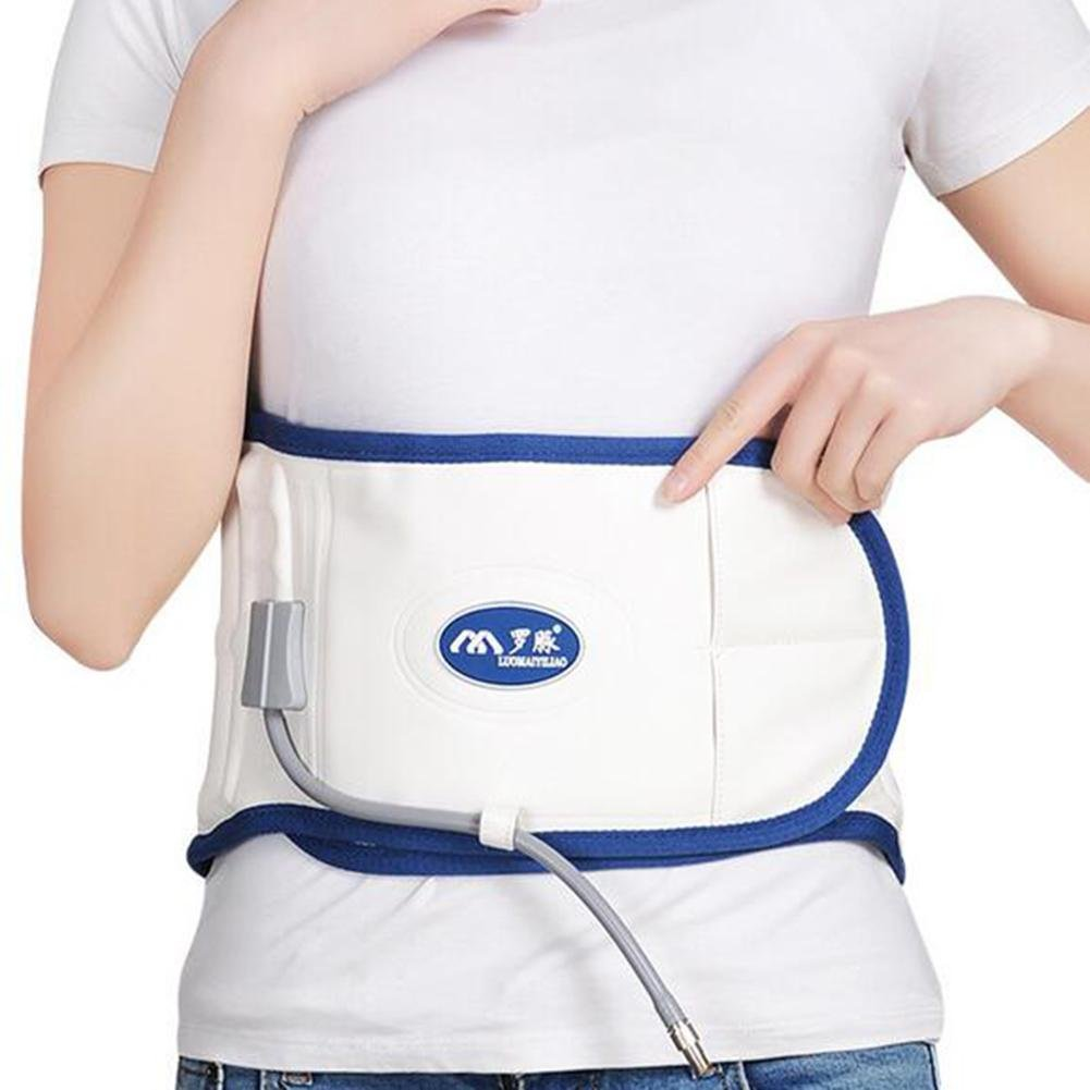 LPY-Lumbar Support Lumbar Disc Herniation Massager Spinal Air Traction Back Belt LM-61 by Waist support (Image #2)