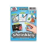 Shrink Art Original Shrinkles, Sheets Frosted