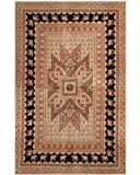 Tan Elephant Indian Bedspread, Double Size