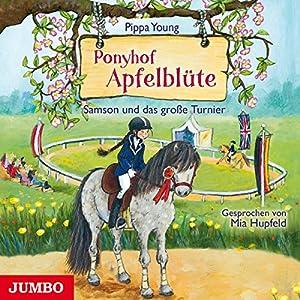 Samson und das große Turnier (Ponyhof Apfelblüte 9) Hörbuch