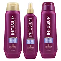 Deals on INFUSIUM, Shampoo + Conditioner + Leave in Treatment 13.5 oz