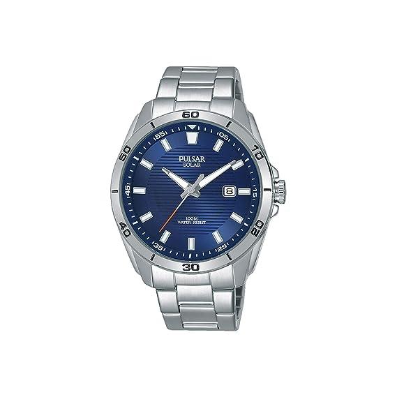 Pulsar Solar PX3149X1 Reloj de Pulsera para hombres
