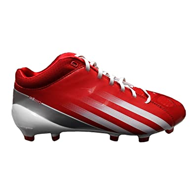 new concept 6a592 dc78b adidas Men s Adizero 5-Star Mid Football Cleats (10.5, Unired Running White