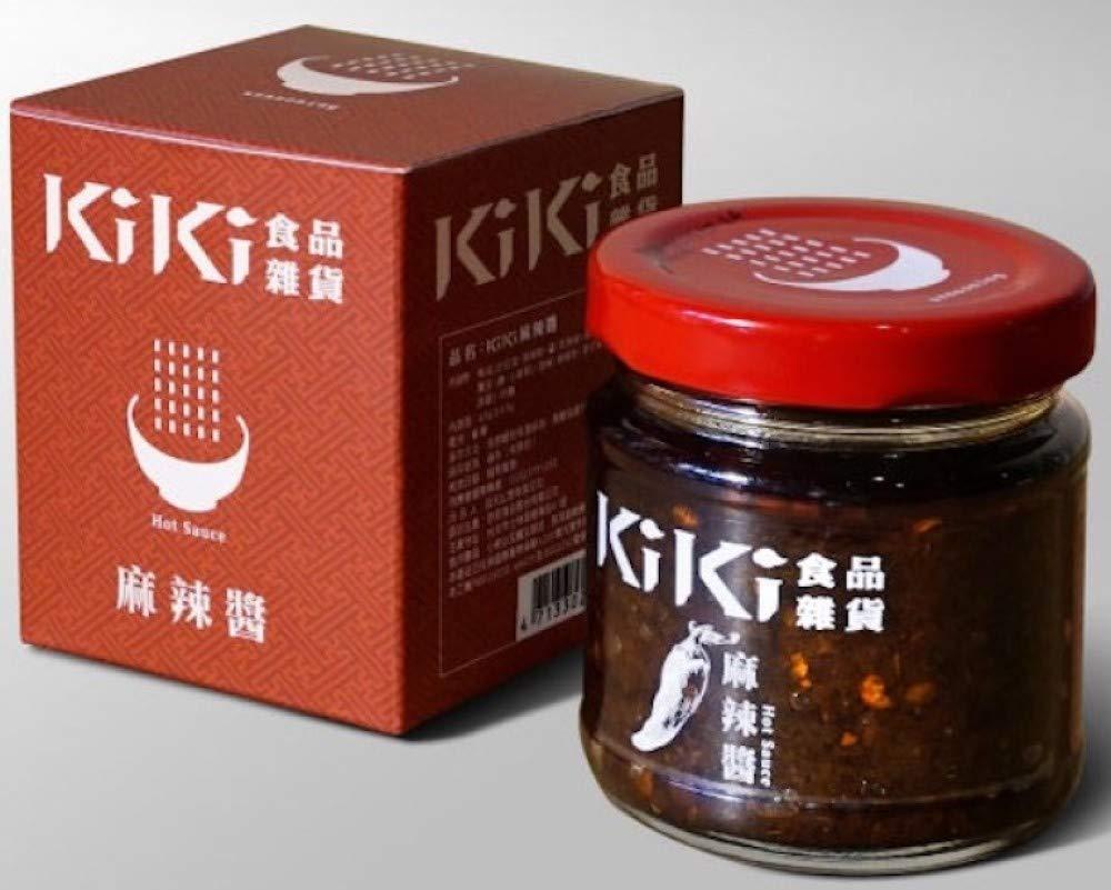 KIKI FINE GOODS Hot Sauce 80g - Best Taiwanese Gift - KIKI FINE GOODS - Fresh Stock-Taiwan food