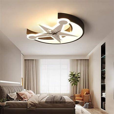 Luz de Techo, Moderno Regulable a Distancia LED de la ...