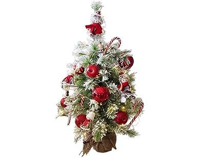 Decorazioni Natalizie Per Albero Di Natale Fai Da Te.Christmasland Albero Di Natale Decorazioni Natalizie Set