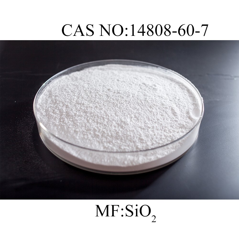 Eastchem silicon powder quartz sand of 5000 mesh,the main ingredients is silicon dioxide,CAS NO:14808-60-7 (1 pound)