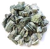 "1"" Bulk Rough Assorted Brazil Materials: , By JIC Gem (Chrysotile, 1 Lb)"