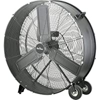 Garrison 2477838 2-Speed Direct Drum Fan with 15400 CFM, 36