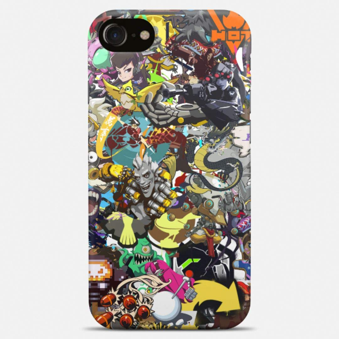 Amazon.com: Inspired by Overwatch phone case Overwatch ...