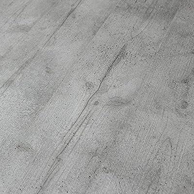 Kronoswiss Noblesse Concrete 8mm Laminate Flooring D4109NM SAMPLE
