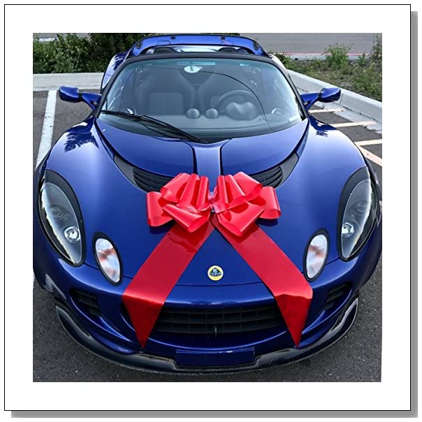 Giant Gift Bows For Cars