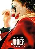映画 JOKER ジョーカー ポスター 42x30cm 2019 ホアキン フェニックス ロバートデニーロ バットマン
