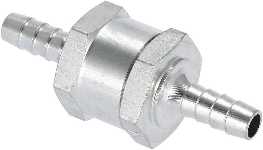 gasolina y diesel para carburador de baja presi/ón 6mm KKmoon V/álvula de combustible de 1 v/ía