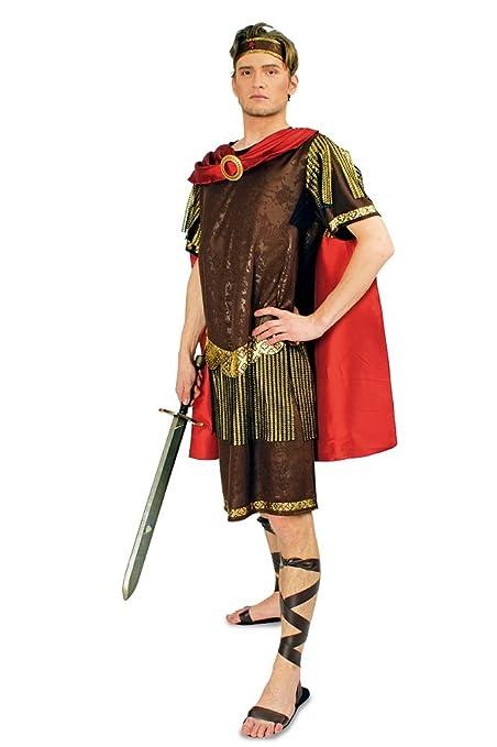 Disfraz de Gladiador Spartacus hombres, tamaño 50/52: Amazon ...