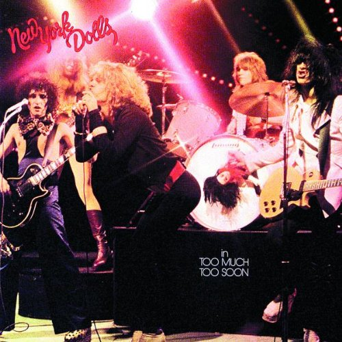 Image result for The New York Dolls - Too Much Too Soon HD