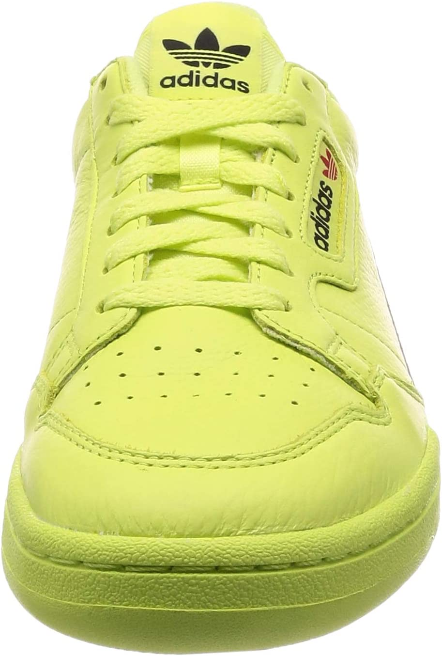 Adidas Continental 80 Fitnessschoenen, heren, wit, Unknown Multicolour Seamhe Escarl Maruni 0
