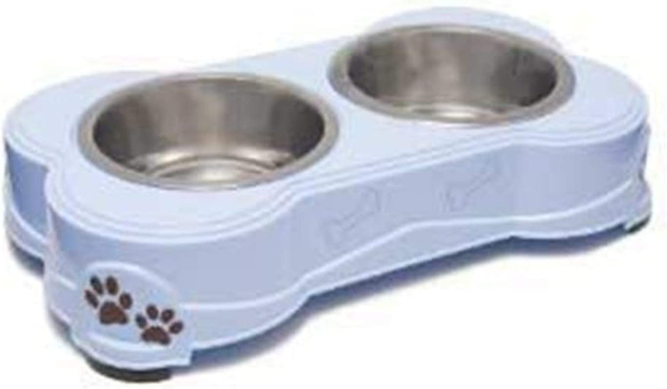 Loving Pets Dolce Diner Dog Bowl, Small, 1 Pint, Murano