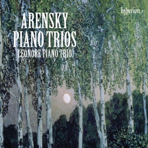 Arensky: Piano Trios Nos.1 & 2; Rachmaninov: Vocalise