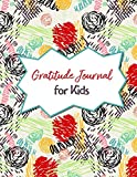 Gratitude Journal for Kids: Daily Prompts and