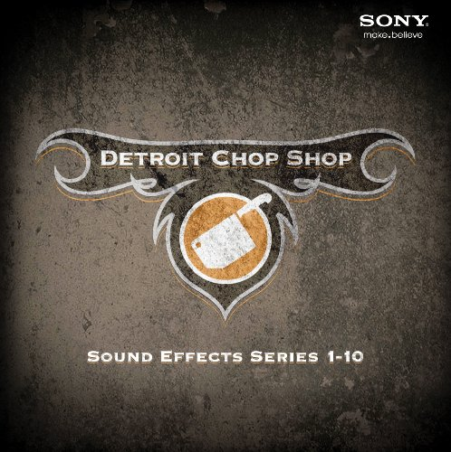 The Detroit Chop Shop Series 1-10 [Download] by Sony