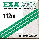 Exatape From Exabyte Corporation 112m 8mm Data Cartridge (Box of 5)