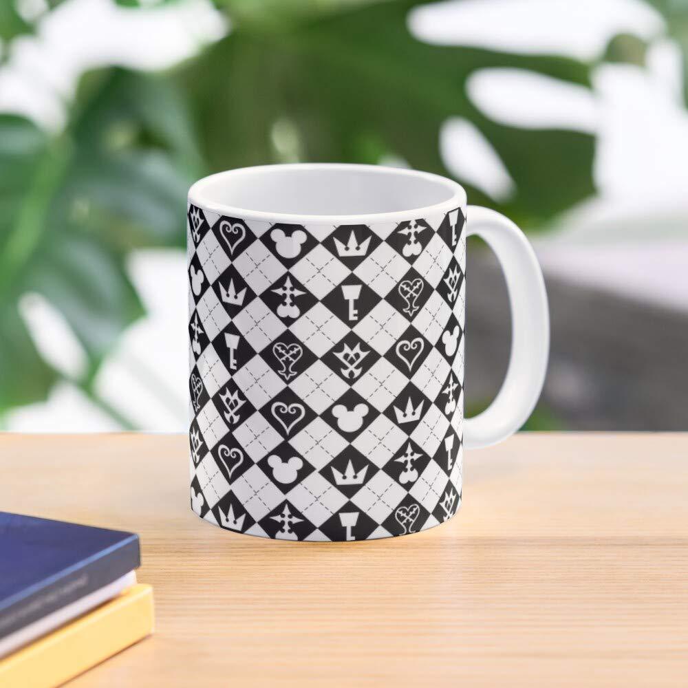 Mug Hearts Kingdom The Trending Selling White 11 Oz Gift Coffee Mug For Your Beloved 2019