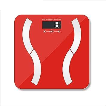 Amazon.com: Medición de peso, BMI, grasa corporal, agua ...
