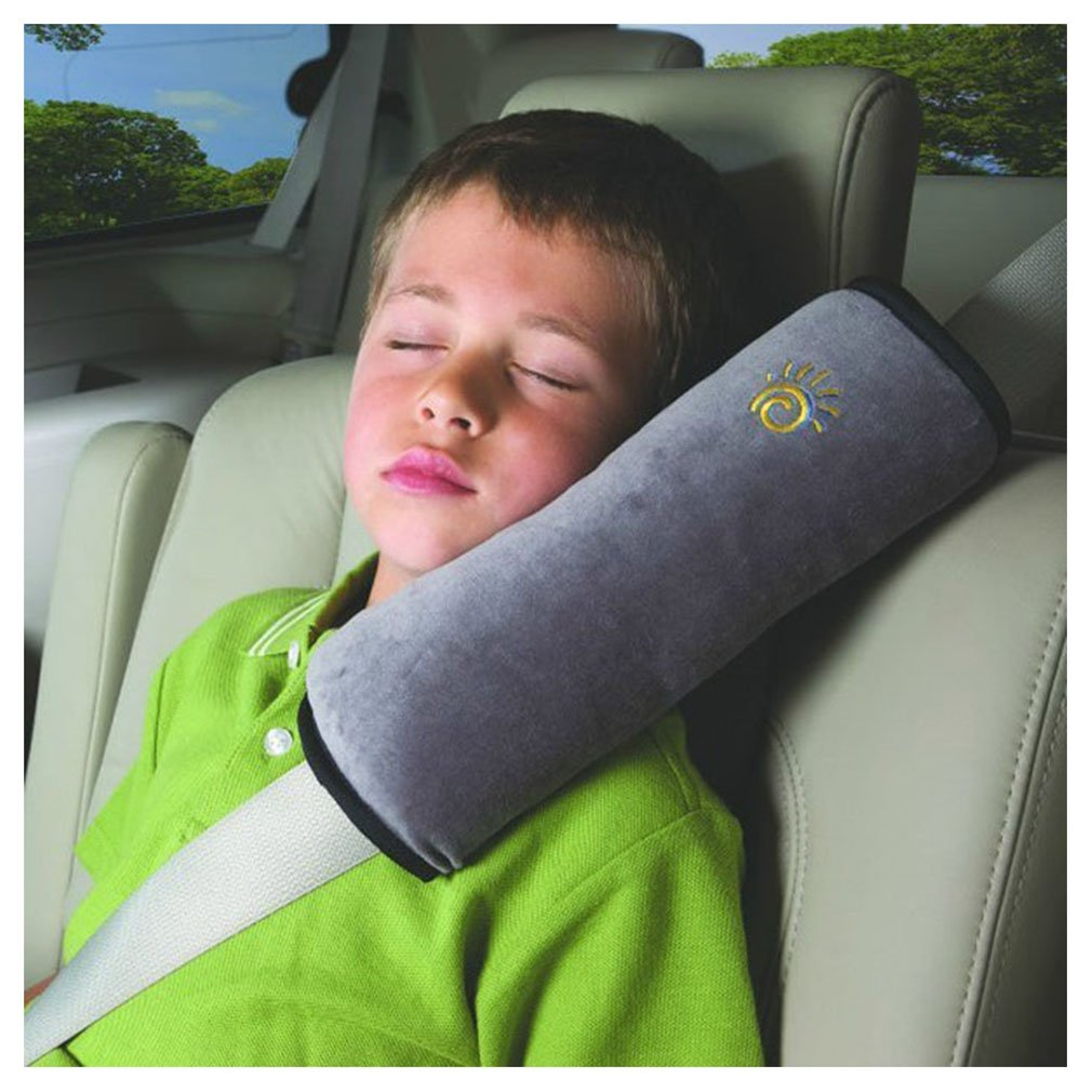 Car Auto  Baby Kid Safety Seat Belt Harness Shoulder Cushion Pad PillowR CL
