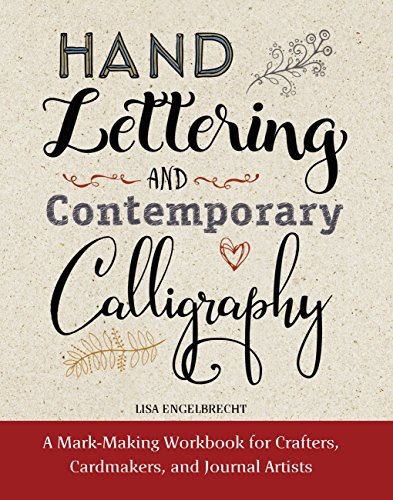 (Hand Lettering and Contemporary Calligraphy)