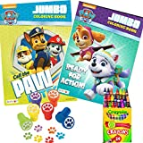 Best Patrol Coloring - Paw Patrol Coloring and Stamper Activity Book Set Review