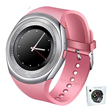 GBVFCDRT Smart Watch Support Sim TF Card con Whatsapp Facebook ...