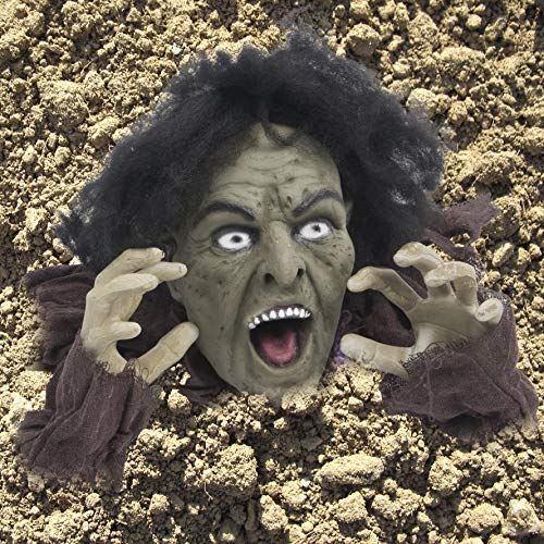 Halloween Tombstone Sayings (Halloween Décor Groundbreaker Zombie Outdoor Halloween)