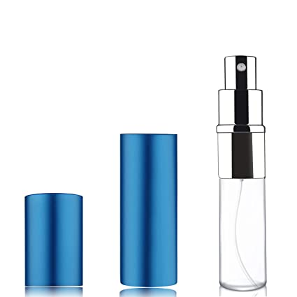 Amazon.com: 3 piezas de 10 ml portátil Mini recargable ...