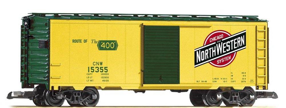 Piko 38873 G Gedeckter Güterwagen CNW